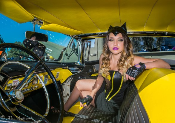 Photographer: Alexander Bustamante I Model: Gloria Conrique Wbff Pro