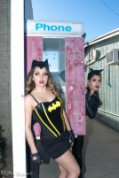 Batgirl_and_Catwoman_at_a_phonebooth