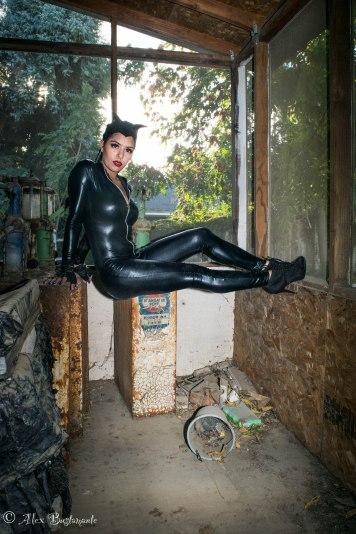 Photographer: Alexander Bustamante I Model: Michelle Monster Hanick