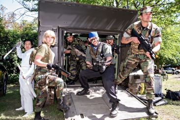 Wamser Photography: G.I. Joe shoot