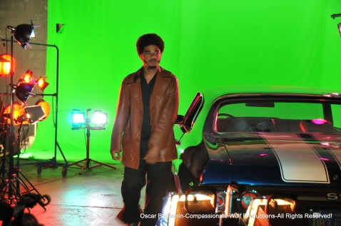 actor_jawara_duncan_walking_to_the_back_of_the_69_chevelle_super_sport_used_as_jimmys_car_in_badass_monster_killer