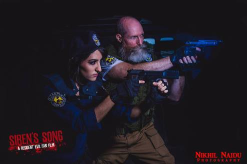 mostawesomesauce.com_Resident_Evil_Siren's_Song_Marketing_Stil_by_Nikhil_Naidu_of_STARS_Members_Shane_Maus_and_Jill_Valentine_played_by_Micaela_Rubio
