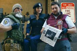 mostawesomesauce.com_Resident_Evil_Siren's_Song_promo_Lifestyle_Image_by_HydrosPhotography_STARS_Members_Shane_Maus_Jill_Valentine_by_Micaela_Rubio_Barry_Burton_by_Shaun_Patrick_of_Sacra