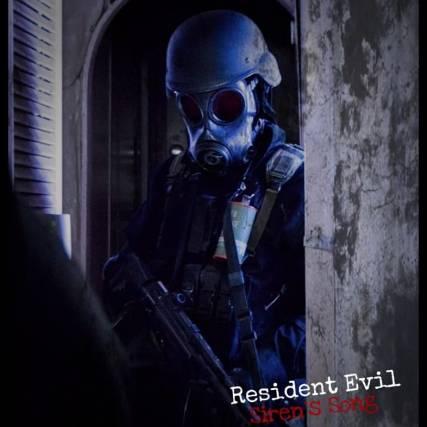 mostawesomesauce.com_Resident_Evil_Siren's_Song_promo_still_Hunk_Hallway
